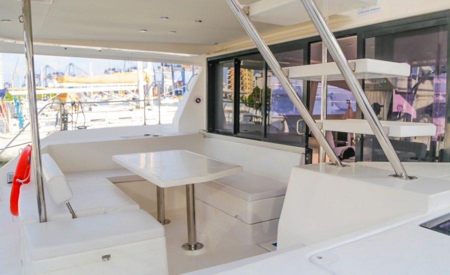 43 catamaran - cartagena1