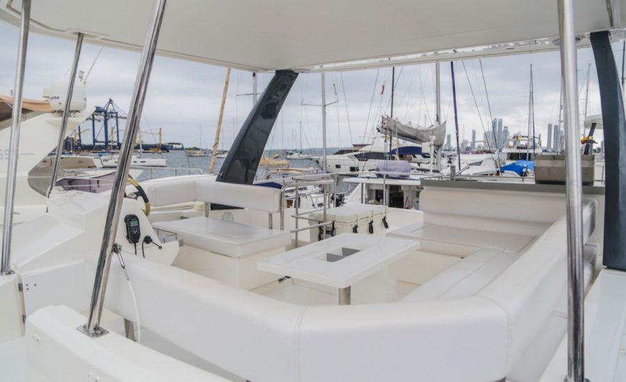 43 catamaran - cartagena10