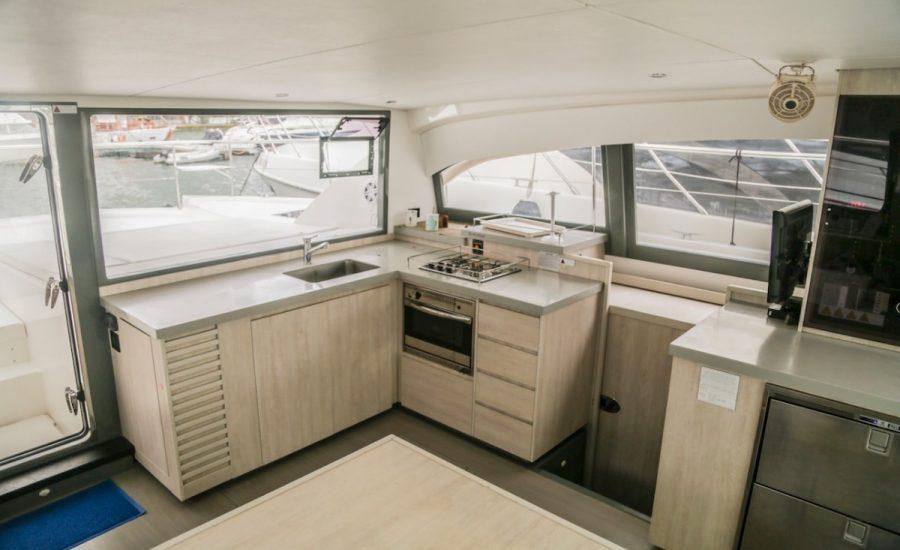 43 catamaran - cartagena11