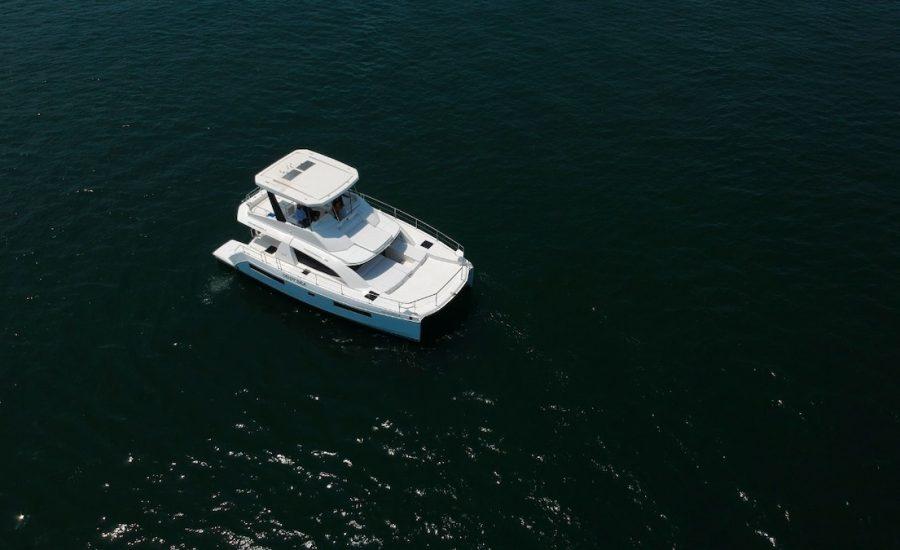 43 catamaran - cartagena12