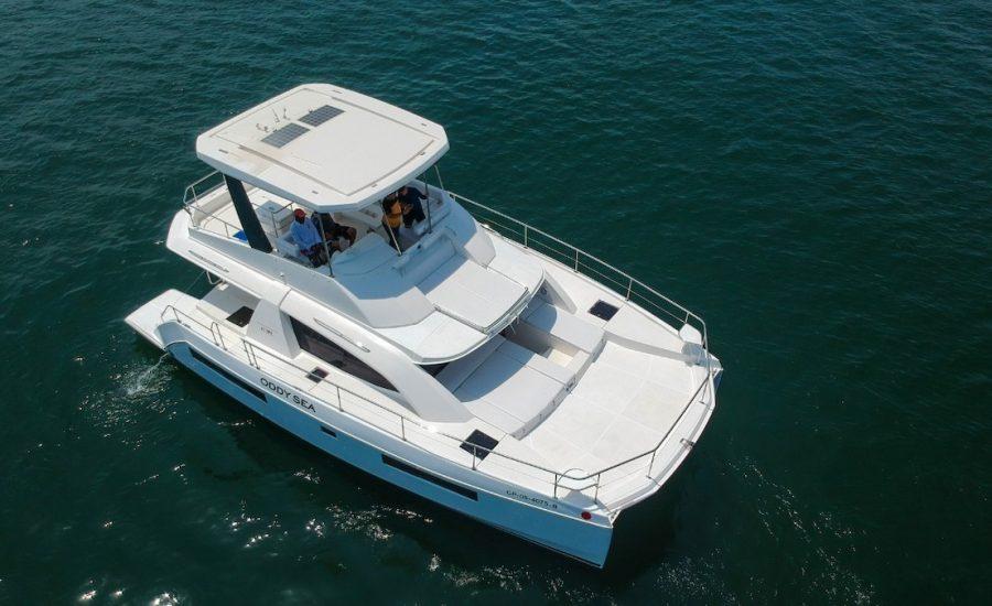 43 catamaran - cartagena16
