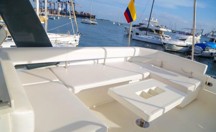 43 catamaran - cartagena2