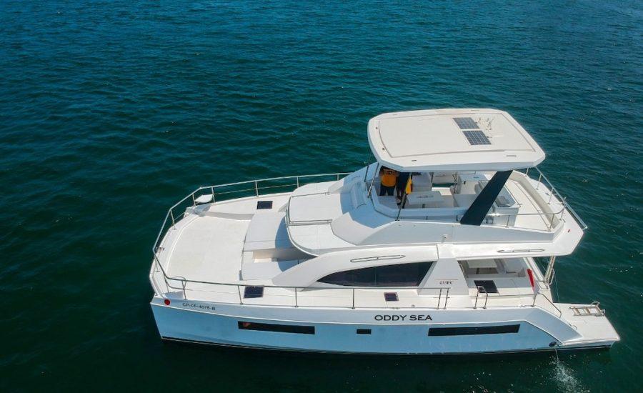 43 catamaran - cartagena8